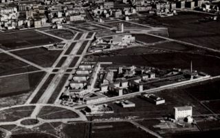 Zona Bande Nere foto aerea 1942