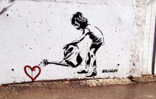graffiti amore
