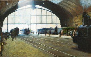 Morbelli, Stazione Centrale