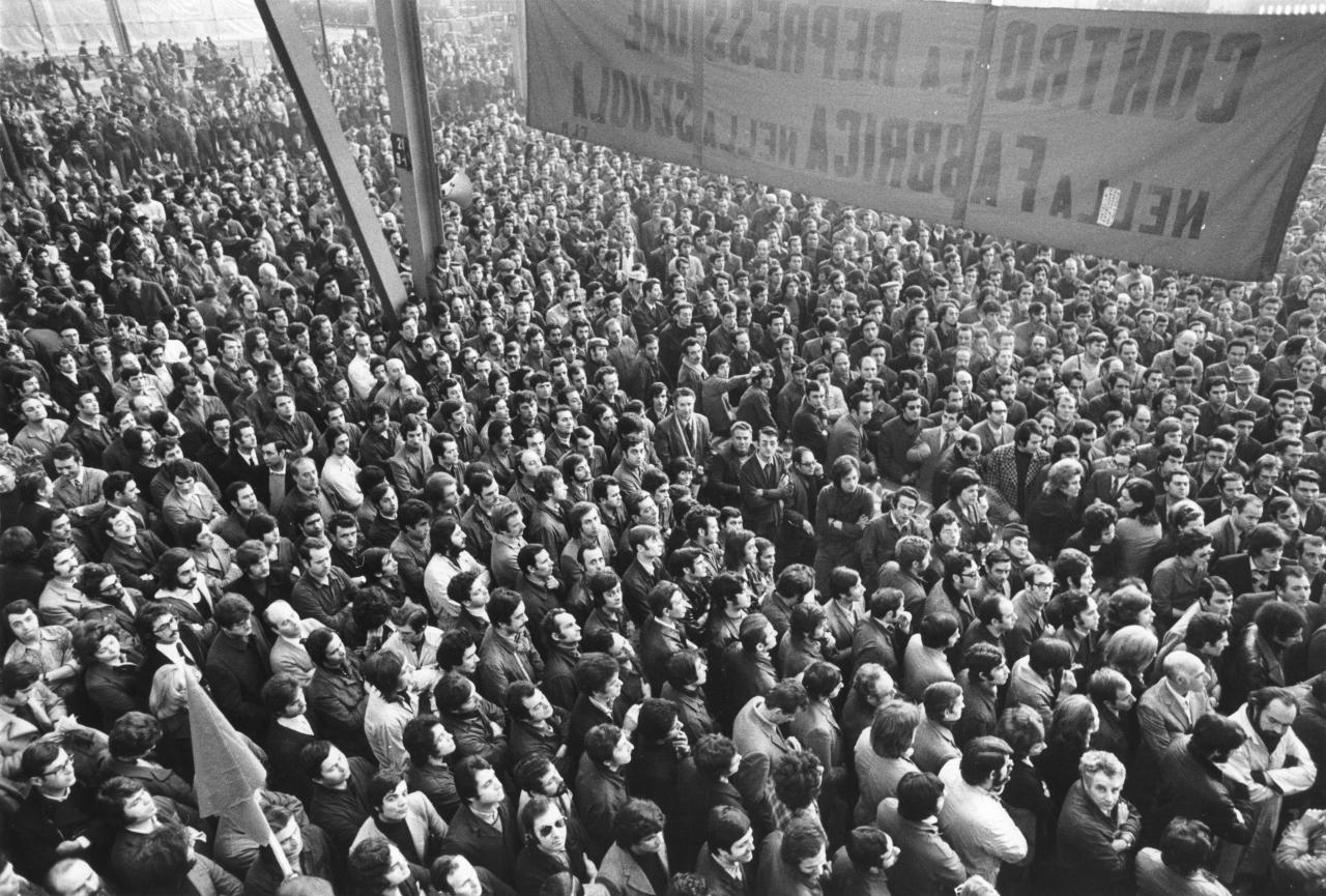 foto Archivio del Lavoro, Sesto San Giovanni