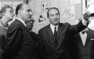 Riccardo Bauer e Albe Steiner, 1967