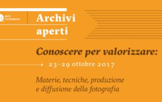 Archivi Aperti 2017