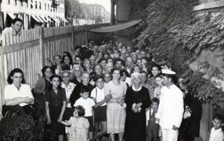 Distribuzione tessuti, 1948