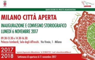 Milanosifastoria inaugurazionenovembre 2017