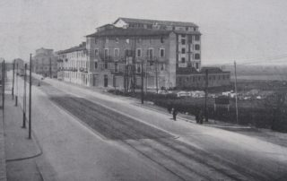 piazzale velasquez anni trenta